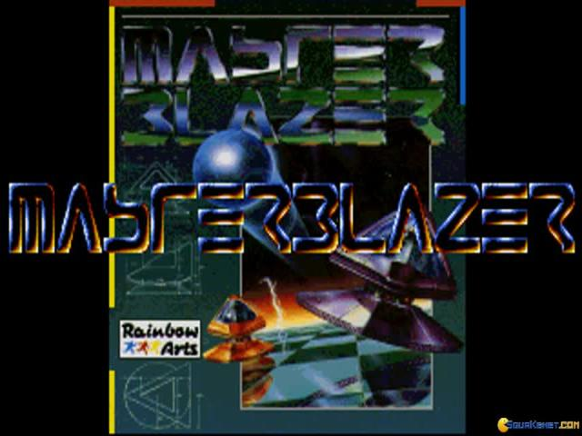 Masterblazer - title cover