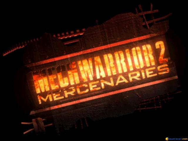 Mechwarrior 2: Mercenaries - game cover