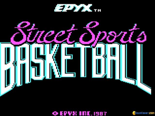 Street Sports: Basketball - game cover
