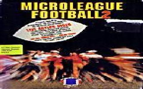 Micro League Football 2 - title cover