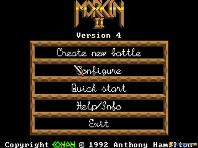 Morkin 2 - title cover