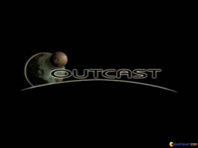 Outcast - title cover