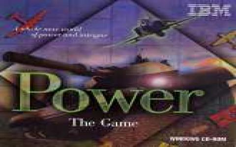 POWER The Game - game cover