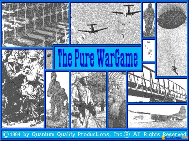 Pure Wargame, The - title cover