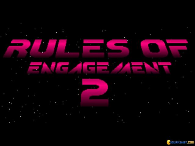 Rules of Engagement 2 - title cover