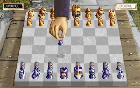 Sargon V: World Class Chess - game cover