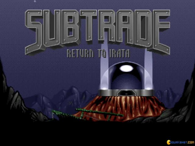 Subtrade: Return to Irata - title cover