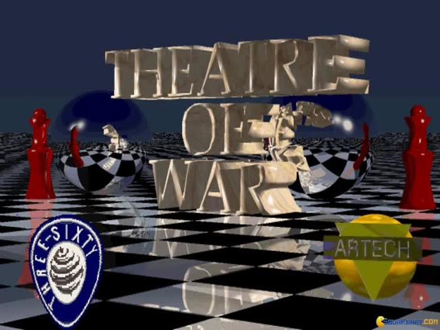 Theatre of War - title cover