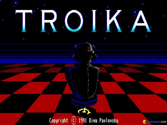 Troika - title cover