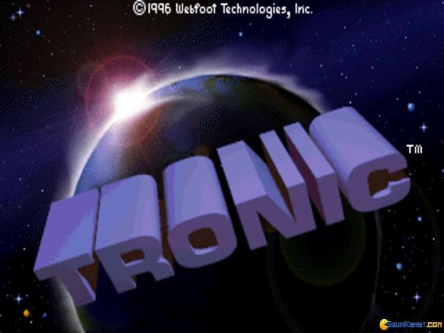 Tronic - game cover