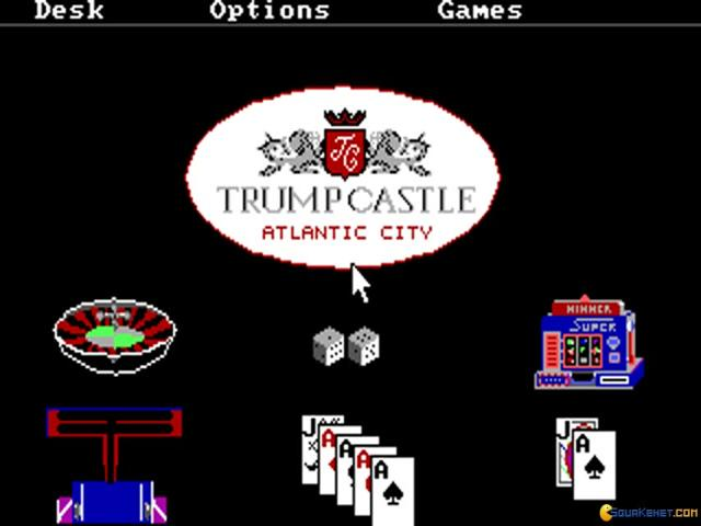 Trump Castle - title cover