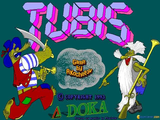 Tubis - game cover