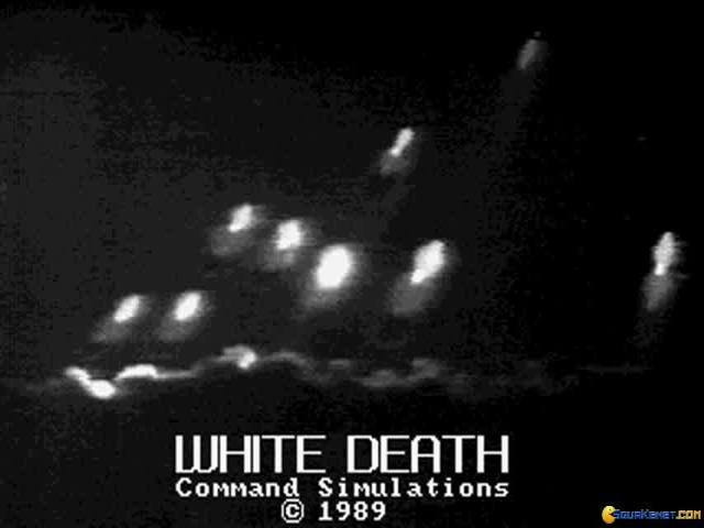 White Death - title cover