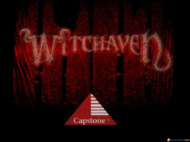 Witchaven - title cover