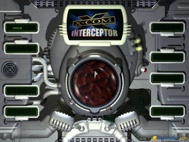X-COM: Interceptor - title cover