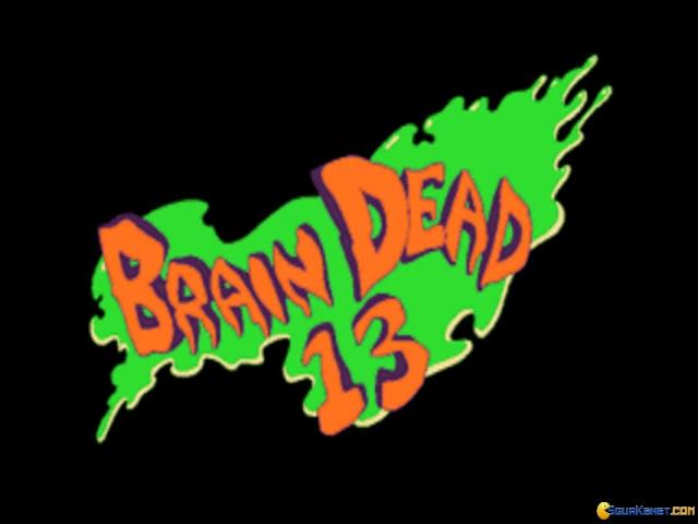 Brain Dead 13 - title cover