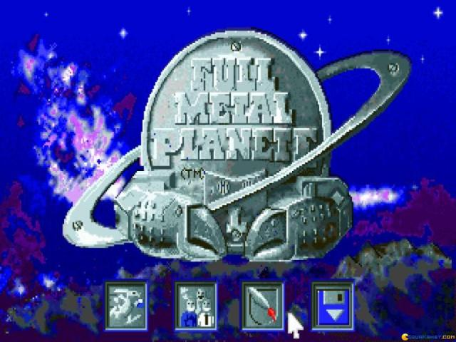 Full Metal Planet - title cover
