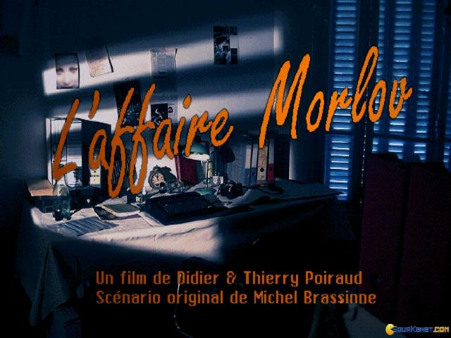 L'affaire Morlov - title cover