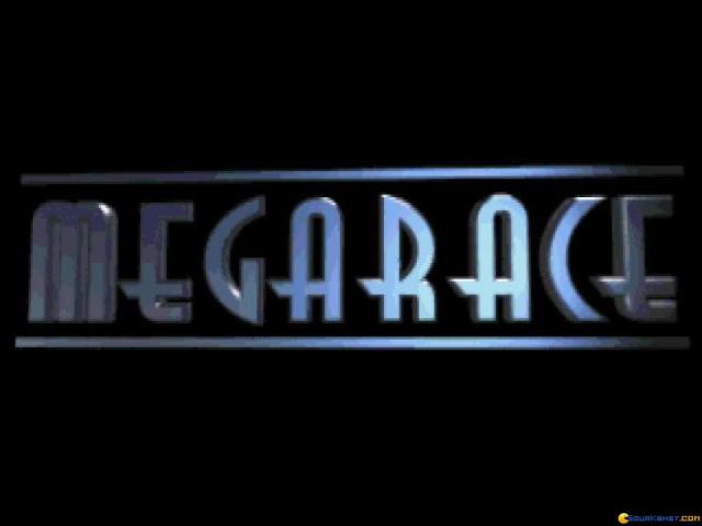 Megarace - game cover