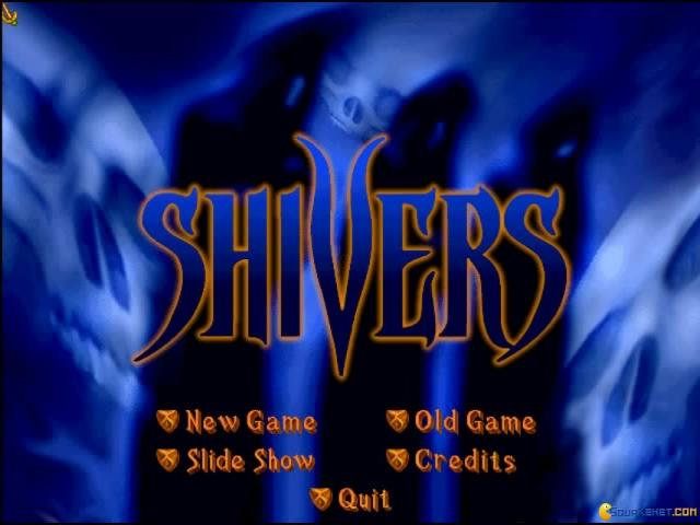 Shivers - game cover