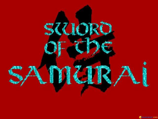 Sword of the Samurai - title cover