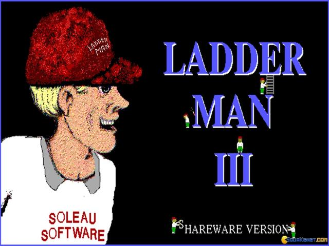Ladder Man III - title cover