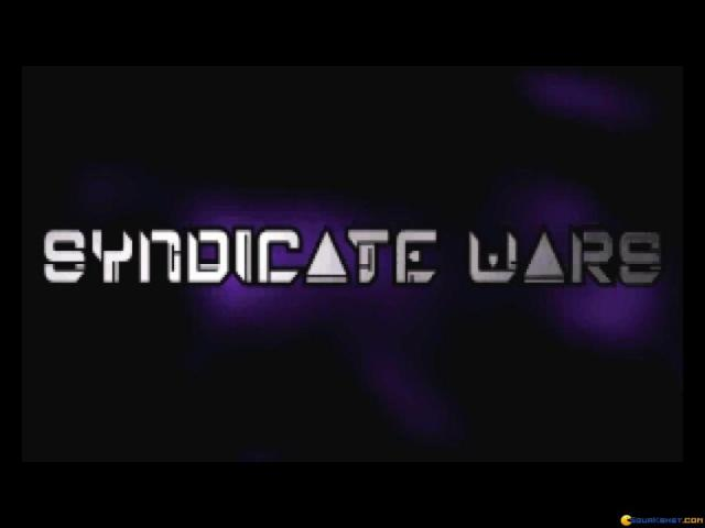 Syndicate Wars - title cover