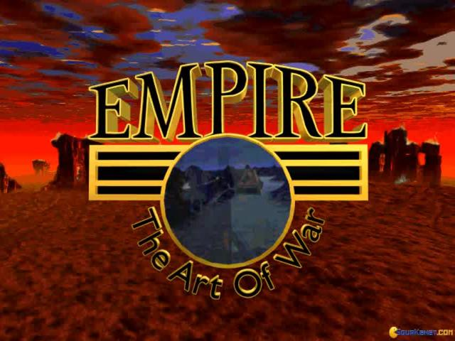 Empire II - The Art of War - title cover