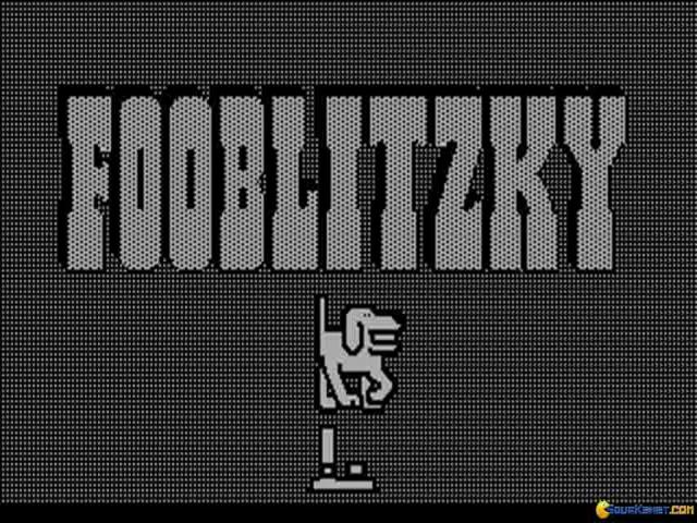 Fooblitzky - title cover