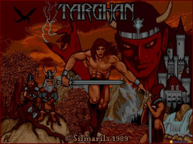 Targhan - game cover