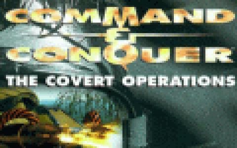 Command & Conquer - The Covert Operations - title cover