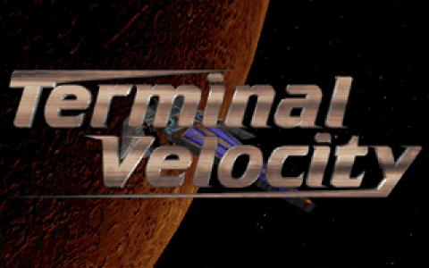 Terminal Velocity - title cover