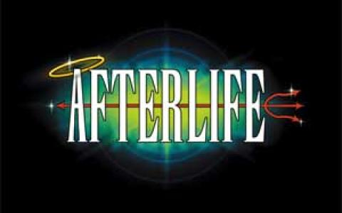 Afterlife - title cover