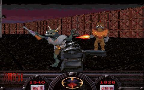 Angst: Rahz's Revenge - game cover