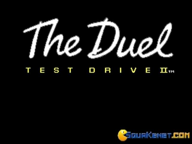 Test Drive 2 - title cover