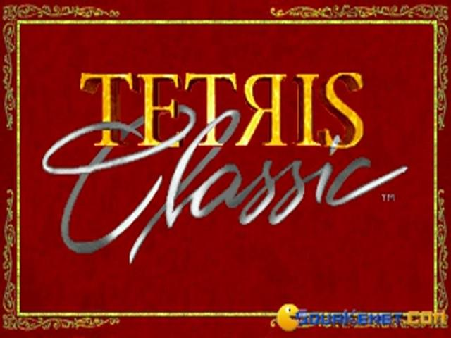 Tetris Classic - game cover