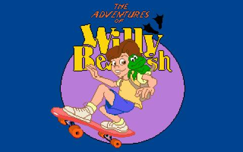 The Adventures of Willy Beamish - title cover