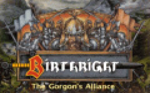 Birthright: The Gorgon's Alliance - title cover