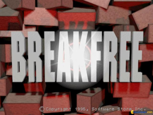 Breakfree - title cover