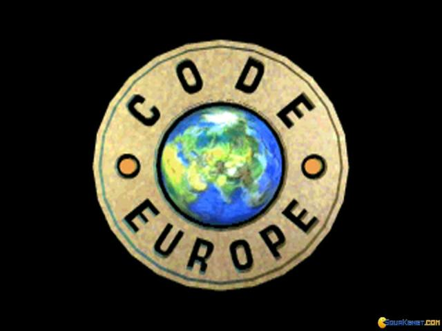 Code: Europe - title cover