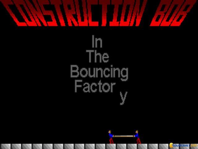 Construction Bob - title cover