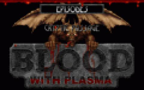 Blood: Cryptic Passage - game cover