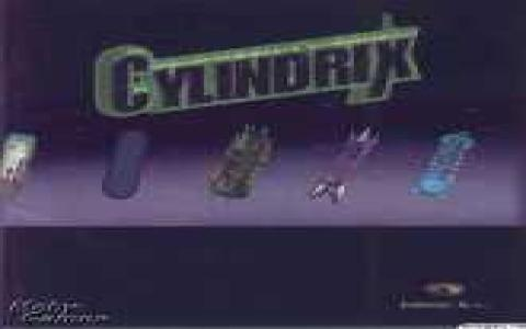 Cylindrix - title cover