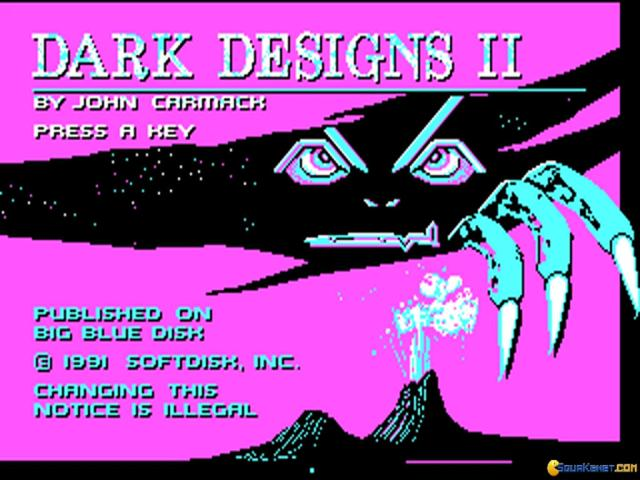 Dark Designs II: Closing the Gate - title cover