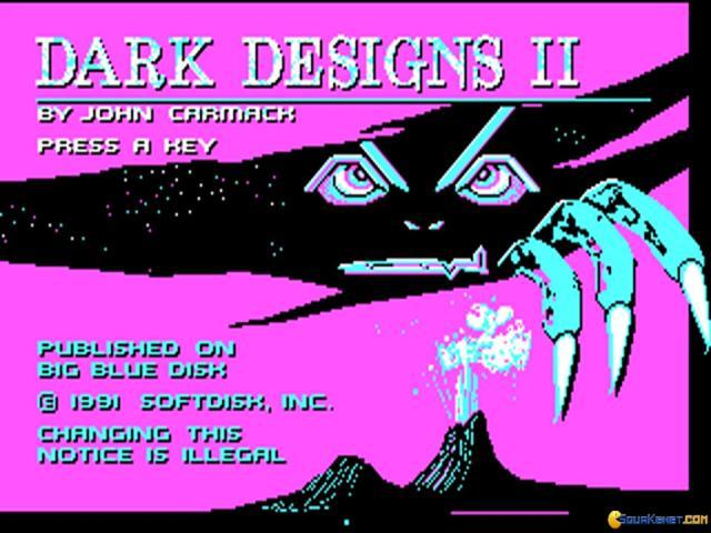 Dark Designs II: Closing the Gate - game cover