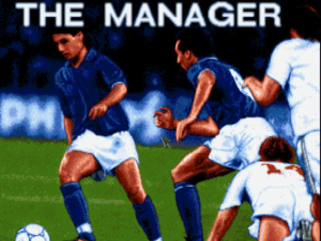 The Manager - game cover