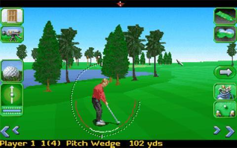David Leadbetter's Golf - title cover