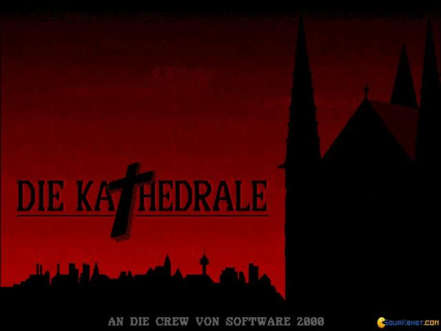 Die Kathedrale - game cover