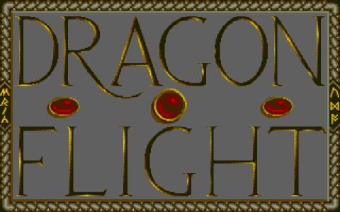 Dragonflight - title cover