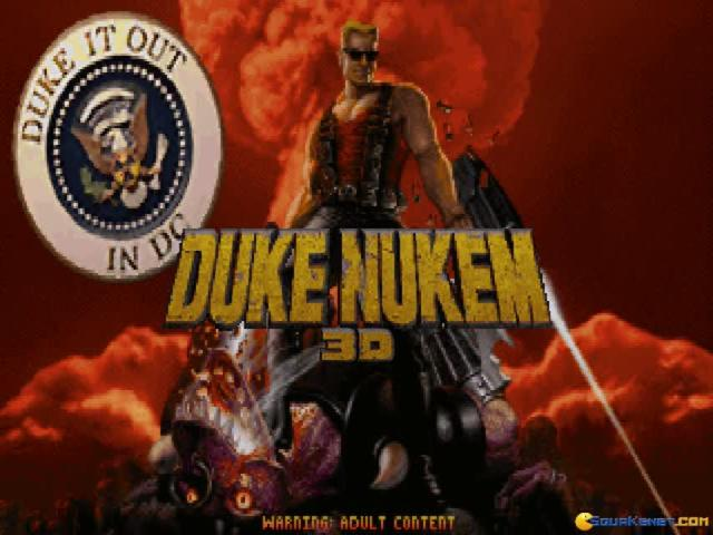 Duke it out in D.C. - game cover